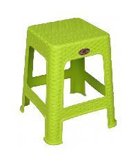FREEZETO เก้าอี้แบมบู FT-232 สีเขียว