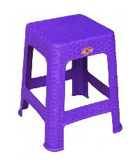 FREEZETO เก้าอี้แบมบู FT-232 สีม่วง