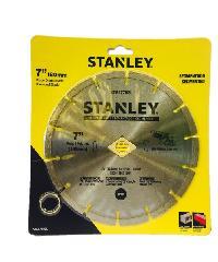 STANLEY แผ่นตัดเพชรเเห้ง 7 นิ้ว STA47702L