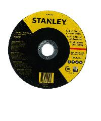 STANLEY ใบไฟเบอร์ตัดเหล็ก 4 นิ้ว STA8060 สีดำ