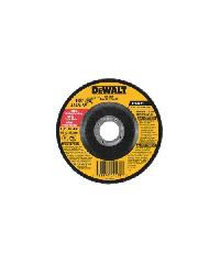 DeWALT แผ่นตัดเหล็ก 4นิ้ว 100x3x16มม. DWA4520-B1 สีเหลือง