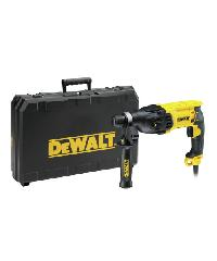 DeWALT สว่านโรตารี่ 26MM 800W 3ระบบ D25133KA-B1 สีเหลือง