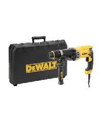 DeWALT  สว่านโรตารี่ 3 ระบบ 28mm.900W. DEWALT D25144KA-B1 28MM 900W  สีเหลือง