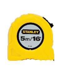 STANLEY ตลับเมตร 5 เมตร  30-496N-21-109 สีเหลือง
