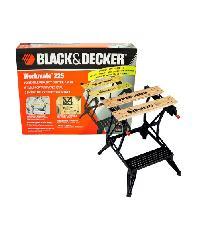 BLACK AND DECKER โต๊ะช่างอเนกประสงค์ WM225-JPR สีน้ำตาล