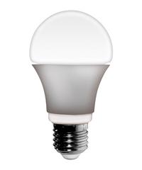 GATA หลอด LED 5 W ฝาขุ่น LED 5 W Warm ขาว-เหลือง