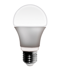 GATA หลอด LED 7W. ฝาขุ่น  50ATL2D07400 ขาว