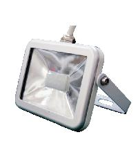 GATA โคมฟลัดไลท์ LED 10W Day Slim สีขาว