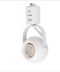 GATA โคม LED ทรงกลม ฐานกระบอก 5W Tracklight LED 5W ขาว