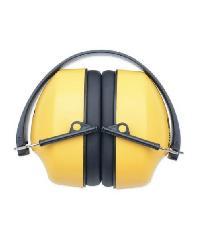 SUMO ที่ครอบหูลดเสียง แบบพับเก็บได้  EM301A  เหลือง-ดำ