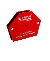 SUMO แม่เหล็กฉาก 6 เหลี่ยม ขนาด 5 1/2 MW-75H แดง
