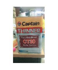 CAPTAIN ทินเนอร์อีพ๊อกซี่ 1 กล. 0CT30