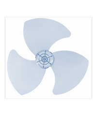 HATARI ใบพัดลม ขนาด 12 นิ้ว Fan Blade 12 นิ้ว  NO COLOR