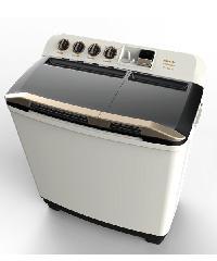 TOSHIBA เครื่องซักผ้า2ถัง 11kg.  VH-H120WT สีขาว