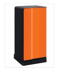 TOSHIBA ตู้เย็น 1 ประตู 5 คิว GR-B145ZNO ส้ม