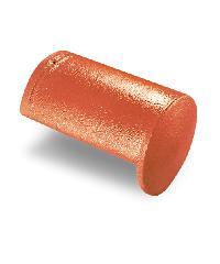 ตราเพชร ครอบปิดจั่ว CTเวนิสเพชร ส้มเซียนน่า เวนิส สีส้ม