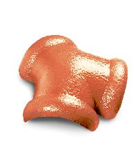 ตราเพชร ครอบ3ทาง CT เวนิสเพชร ส้มเซียนน่า สีส้ม