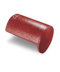 ตราเพชร ครอบปิดจั่ว CT เวนิสเพชร  แดงโรมัน สีแดง