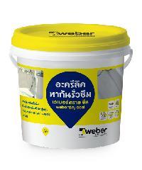 weber เวเบอร์ดราย ซีล  1 กก. สีเทาอ่อน