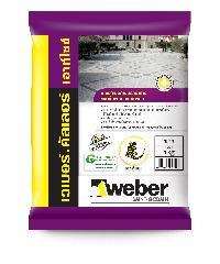 weber เวเเบอร์คัลเลอร์เอ้าไซด์ 1 กก.สีขาว  -