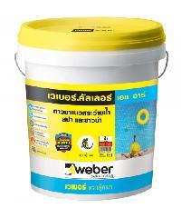 weber เวเบอร์ คัลเลอร์ เอชอาร์ 18.5 กก. สีฟ้า - สีเทาอ่อน