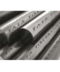 TATA เหล็กเส้นกลม 9 mm SR24 มอก. สีเทา