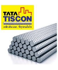 TATA เหล็กข้ออ้อย-ตรง 10มม SD40 บกส. ยาว 12เมตร SD40 10มม. ยาว 12ม.