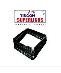 TATA เหล็กปลอก ทิสคอน ซุปเปอร์ลิงค์ ขนาด 10x35 ซม. SR24 มอก.