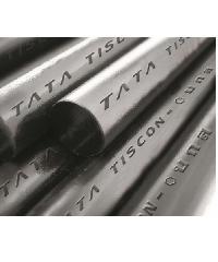 TATA เหล็กเส้นกลม-ตรง 15 มม. ยาว 10 เมตร SR24 มอก. สีเทา