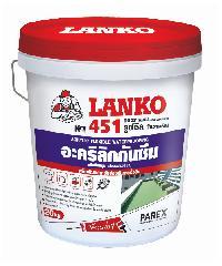LANKO อะคริลิคกันซึม 20Kg.  LK-451 สีเขียว