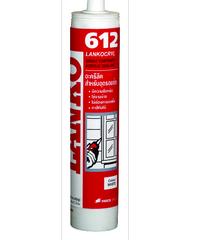 LANKO วัสดุอุดรอยต่ออะครีลิคLK-612 300ML.(White) LK-612 300Ml. White ธรรมชาติ