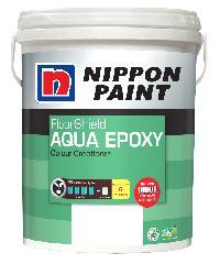 NIPPON นิปปอน อะควา อีพ๊อกซี่ เบส A + ฮาร์ดเดนเนอร์ NP AQUA EPOXY BASE A (SET)