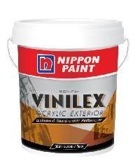 NIPPON นิปปอนเพนต์ วีนิเลกซ์ อะครีลิค- ภายนอก BASE A สีขาว