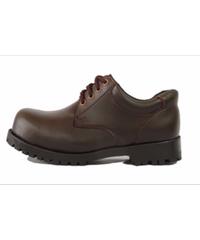 ATAPSAFE รองเท้าเซฟตี้ ผูกเชือก สีน้ำตาล Size.45 V01 Brown S.45 น้ำตาล