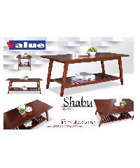Grown โต๊ะกลางชาบู  SABU