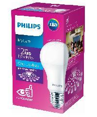 PHILIPS หลอดแอลอีดี บัล์บ 12 วัตต์  E27 6500K APR สีขาว
