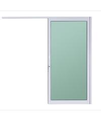 A-Plus ประตูบานแขวน  ขนาด 100x205 cm. A-DS/010 ขาว