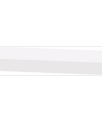 FASTTECH ชั้นไม้ซ่อนขา SS2406/ขาว ขาว