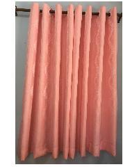 ผ้าม่านประตู สีชมพู ZFB 21-8 ชมพู