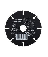 BOSCH ใบตัดอเนกประสงค์ Carbide multi wheel Bosch ใบตัดอเนกประสงค์ สีดำ