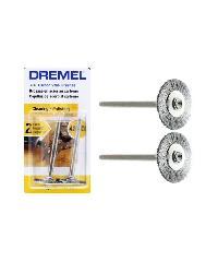Dremel แปรงคาร์บอน 3/4 นิ้ว 2Pcs   428-02