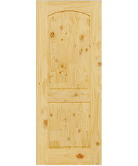 D2D ประตูไม้สนนิวซีแลนด์ 80x200 ซม.(พิเศษ ทำสีคอยย์ถนอมเนื้อไม้ ฟรี) Eco Pine - 008