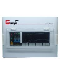 Gsafe ตู้คอนซูเมอร์-เมนเบรกเกอร์ G safe-C8/8ช่อง 50A G safe-C8/8 ช่อง 50A สีขาว