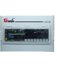 Gsafe ตู้คอนซูเมอร์-เมนเบรกเกอร์กันดูด G safe-R8/8ช่อง 50A กันดูด G safe-R8/8ช่อง RCBO 50A สีขาว