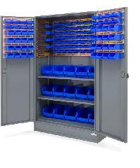 TOOLMAX ตู้ใส่กล่องอะไหล่ พร้อมกล่องอะไหล่ G335-1036-1038 33.5x103.6x103.8cm. BCH-1118BN สีเทา