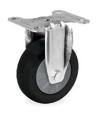supo Z03 ล้อ PUb 125 มม. ล้อตาย  Z03-04-125-201 สีดำ