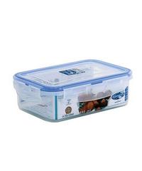 SUPER LOCK กล่องอาหาร ขนาดบรรจุ 850 ml. 6115 ฟ้า-ใส