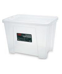 MICRONWARE กล่องเอนกประสงค์ ขนาดบรรจุ 24 ลิตร 6652 ใส