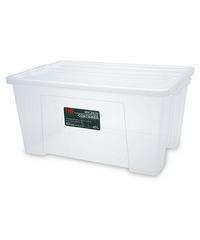 MICRONWARE กล่องเอนกประสงค์ ขนาดบรรจุ 40 ลิตร 6653 ใส