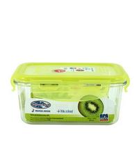 SUPER LOCK กล่องถนอมอาหาร ขนาดบรรจุ 550 ml. 6888 เขียว
